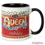 Mary Engelbreit Queen Mug