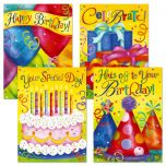 Festive Birthday Cards