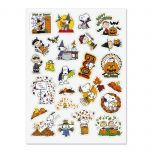 PEANUTS® Fall Stickers