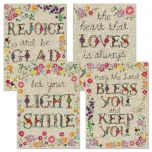 Expressions of Faith® Hand-Stitched Style Birthday Cards and Seals