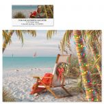 Tropical Breeze Christmas Cards