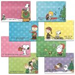 PEANUTS® Holiday Sticky Notes