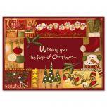 Favorite Things Christmas Cards
