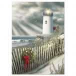 Christmas Shore Nonpersonalized Faith Christmas Cards - Set of 18
