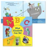 Personalized ABC, What Can I Be Storybook