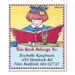 Read To Succeed  Bookplates by Mary Engelbreit®