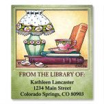 A Time To Read Bookplates by Mary Engelbreit®