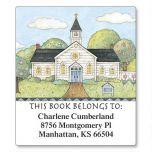 American Landscape Bookplates