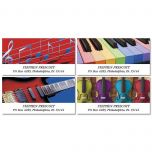 Instrumental Deluxe Address Labels