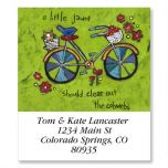 Folksy Charm Select Address Labels  (8 designs)