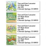 Summertime Classic Address Labels  (4 Designs)