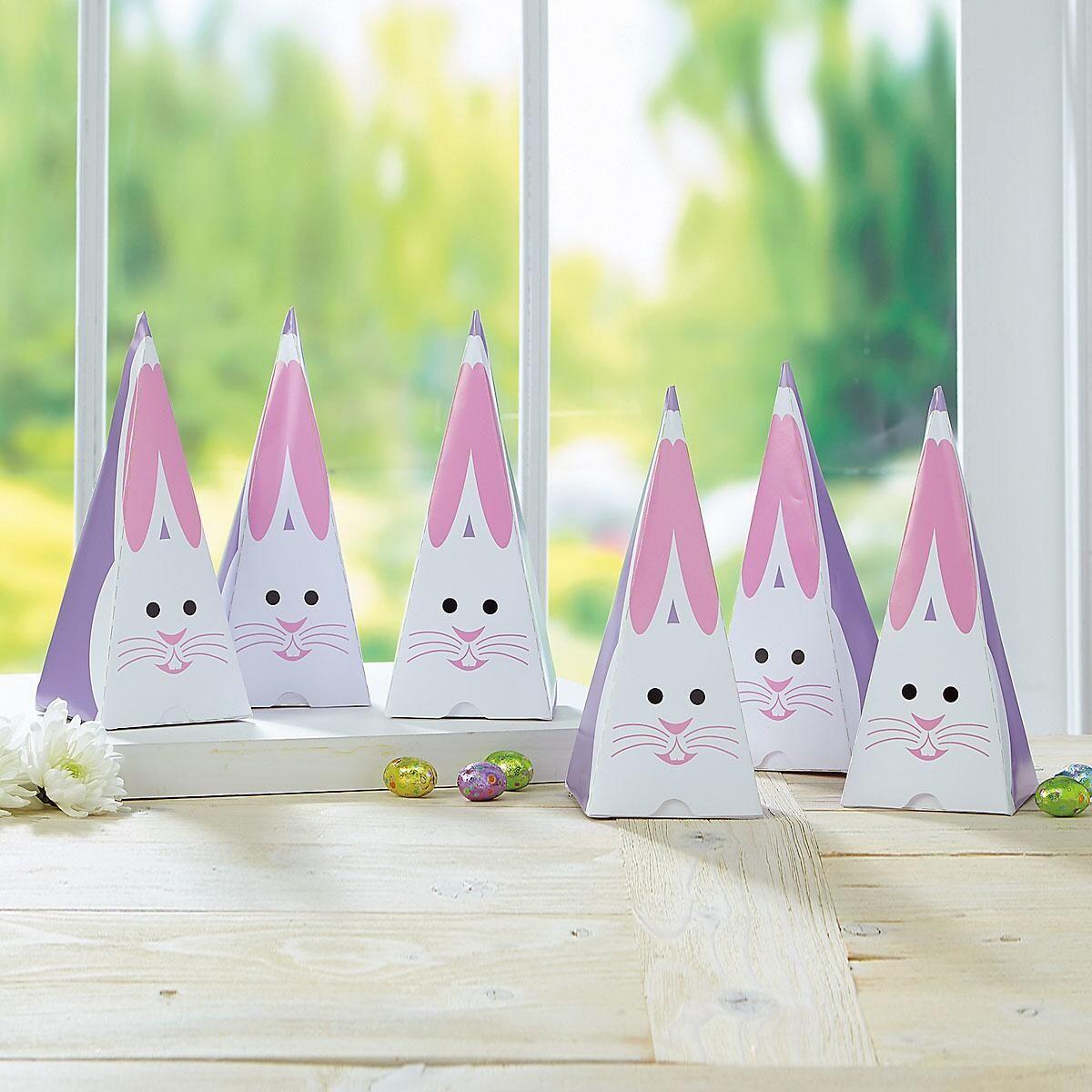 Bunny Triangle Boxes - BOGO