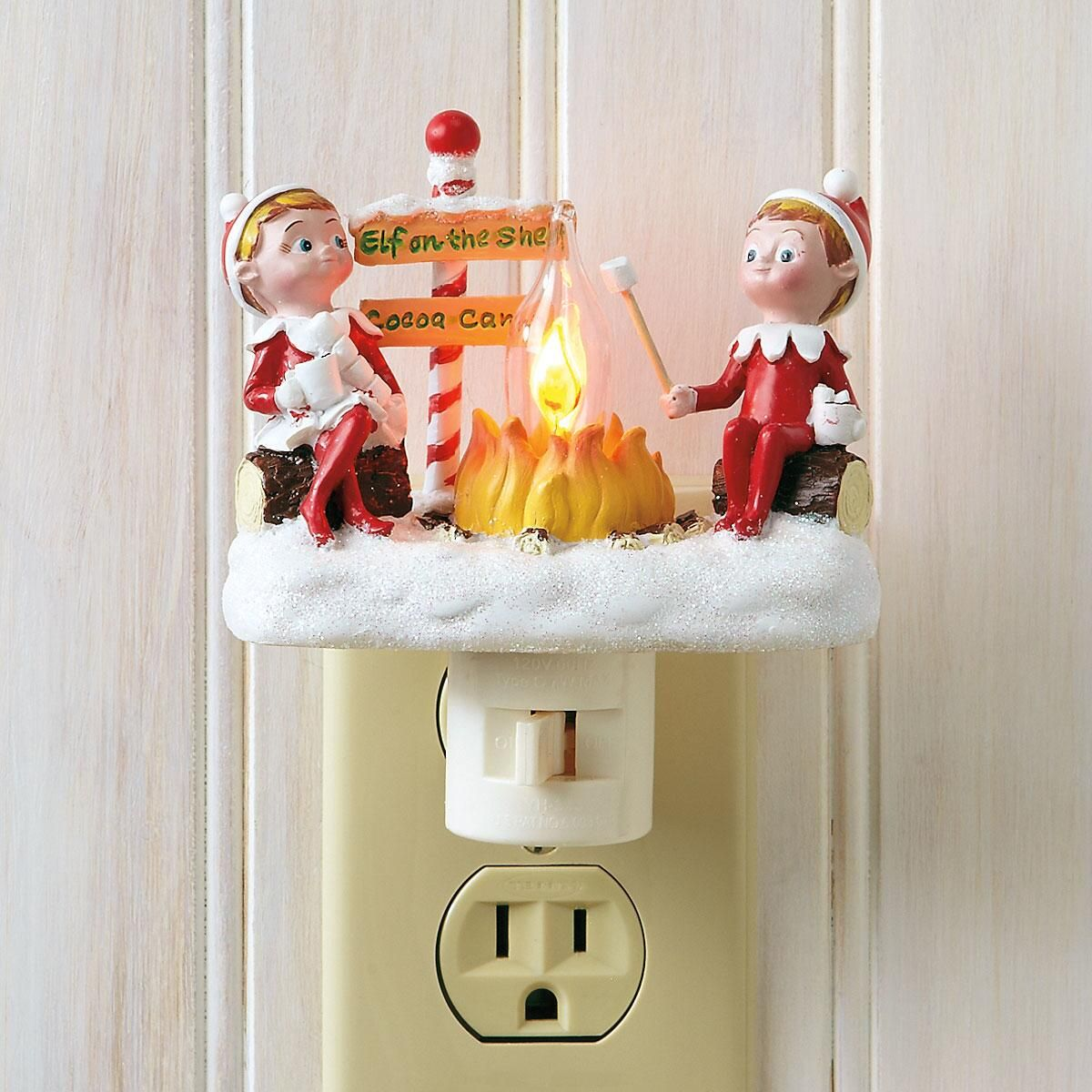 Elf on the Shelf Flicker Night Light