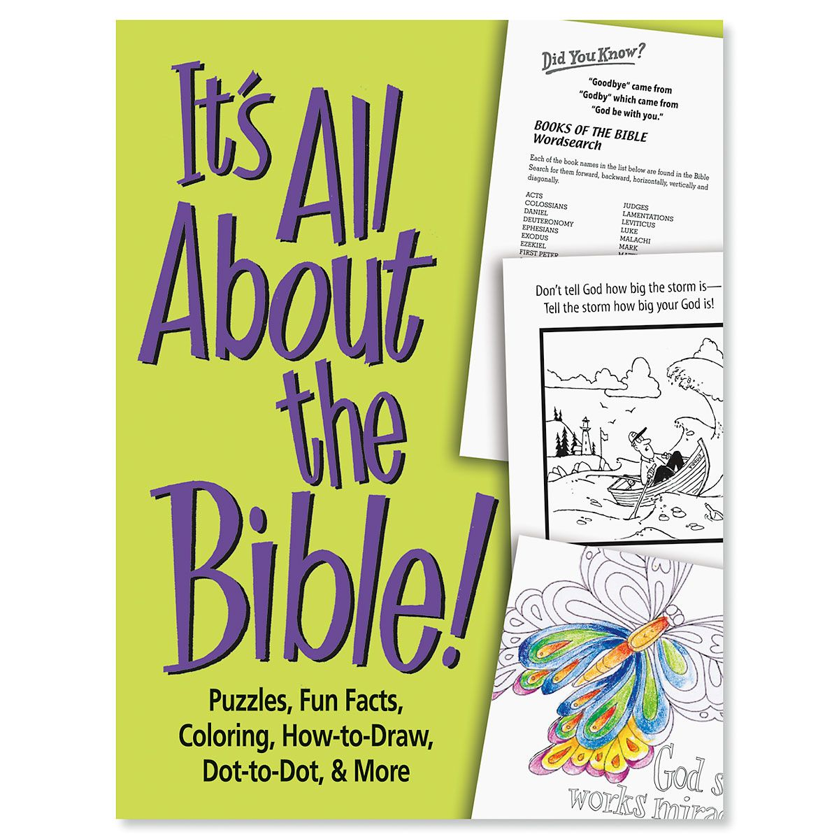 It's All About the Bible! Book