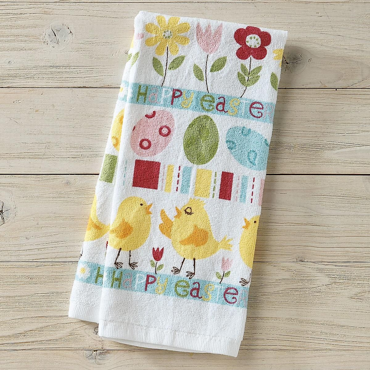 Easter Parade Towel