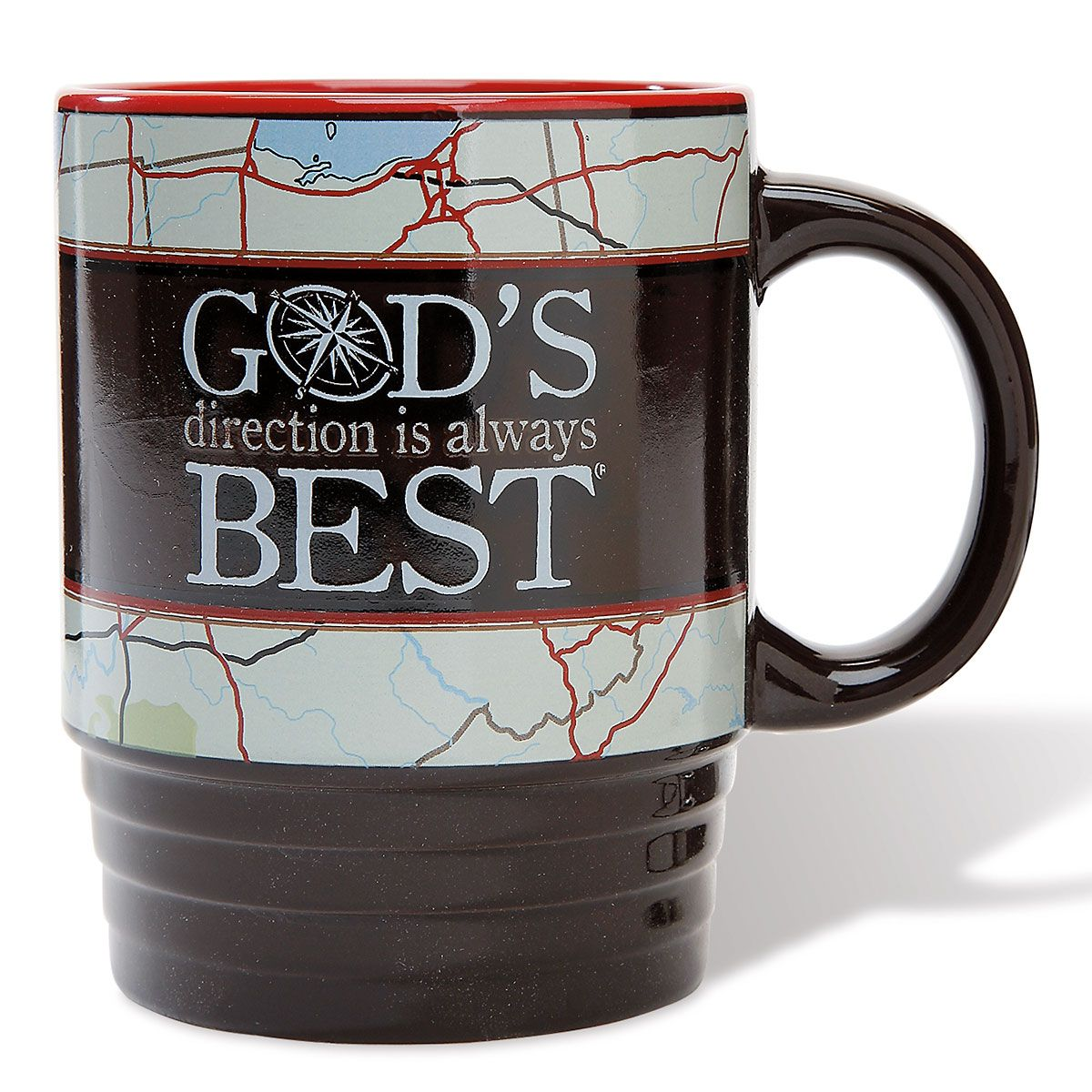 God's Direction Mug