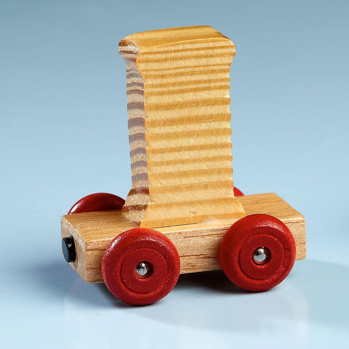 Letter Car - I