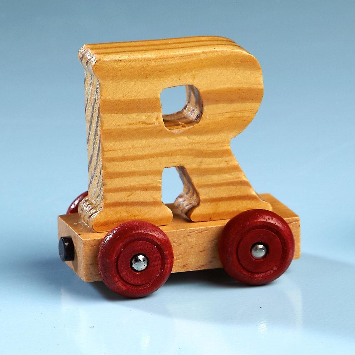 Letter Car - R