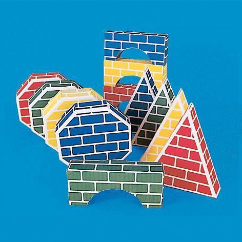 Architectural Bricks - Set of 15