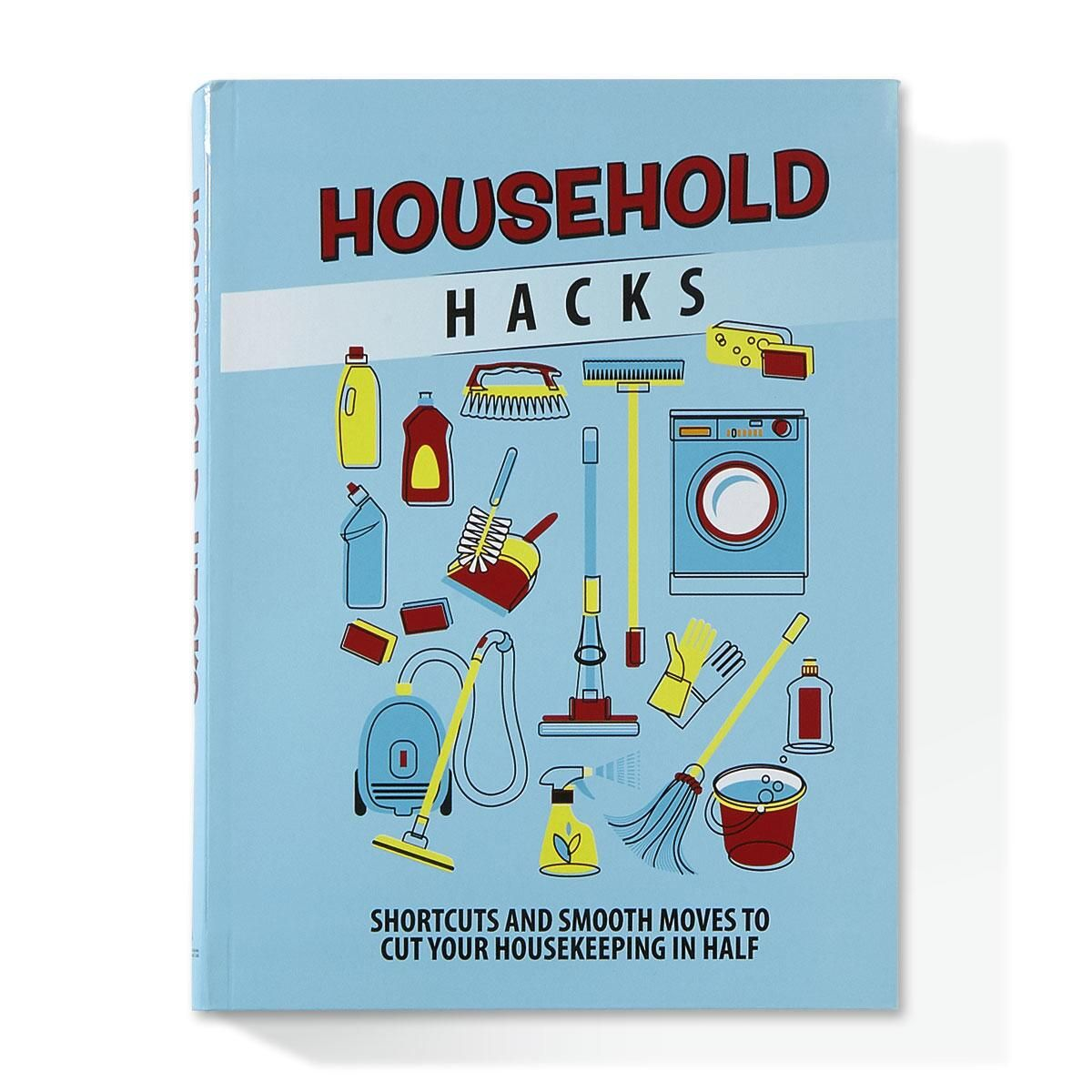 Household hacks book current catalog for Household hacks