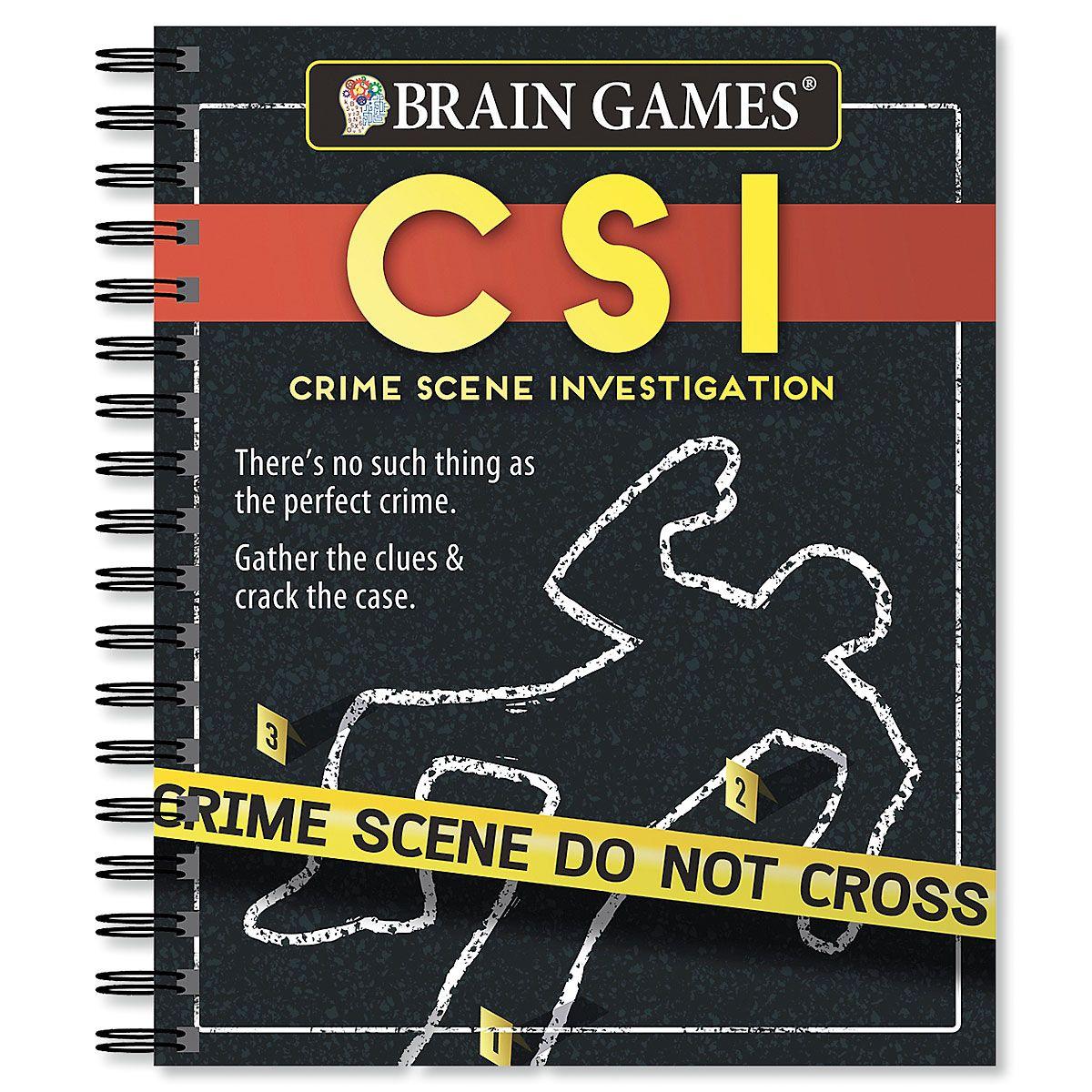 CSI Crime Games