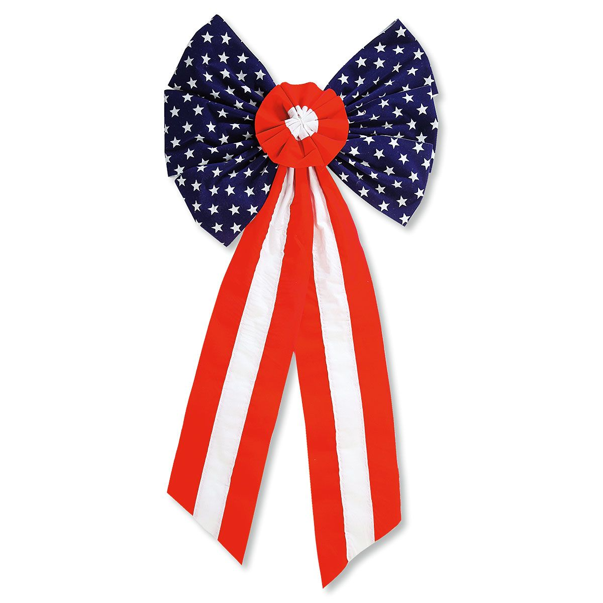 Stars & Stripes Outdoor Bow