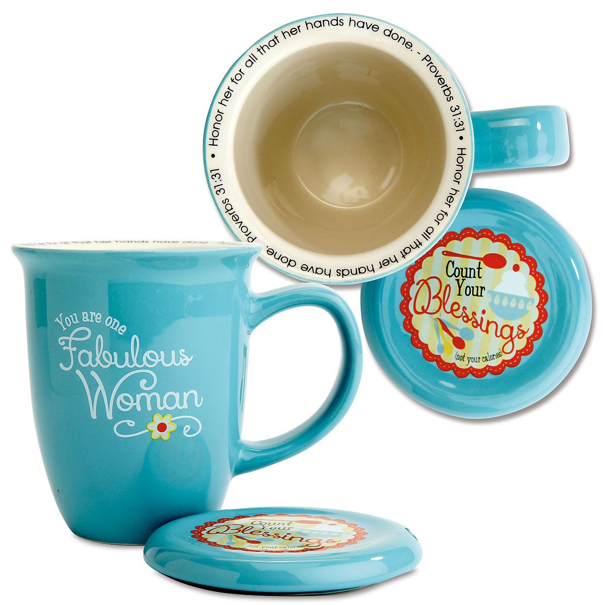 Fabulous Woman Covered Mug