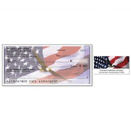 Freedom Single Checks with Matching Address Labels