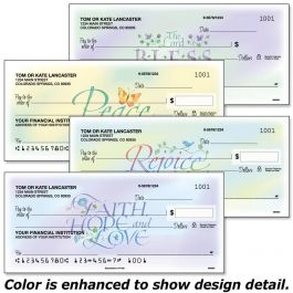 Expressions of Faith® Single Checks