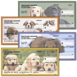 Puppy Love  Single Checks
