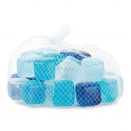 Blue Reusable Ice Cubes