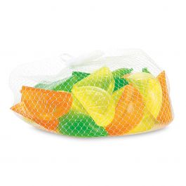 Fruit Slices Reusable Ice Cubes