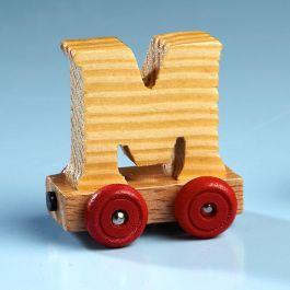 Letter Car - M