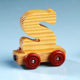 Letter Car - S