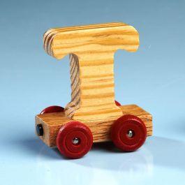 Letter Car - T