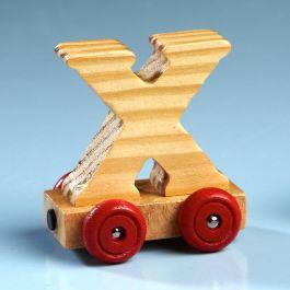 Letter Car - X
