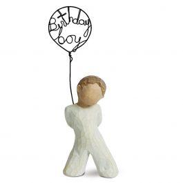 Willow Tree For Demdaco Birthday Boy Figurine Current