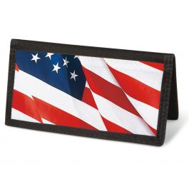 American Glory Checkbook Cover - Non-Personalized