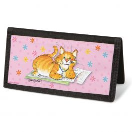 Wags & Whiskers®  Checkbook Cover - Non-Personalized