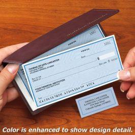 Security Blue Side-Tear Duplicate Checks