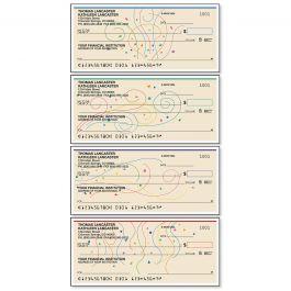 Confetti Single Checks
