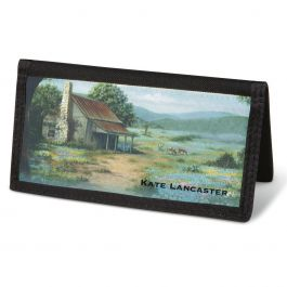 Serenity II  Checkbook Cover - Personalized