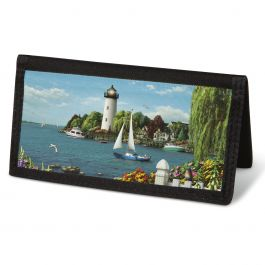 Splendid Lighthouses  Checkbook Cover - Non-Personalized