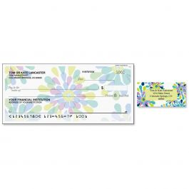 Fresh Blooms Duplicate Checks with Matching Labels