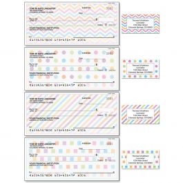 Graphix Single Checks with Matching Labels