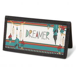 Dreamcatchers Checkbook Cover - Non-Personalized