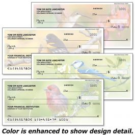 Birds of America Single Checks