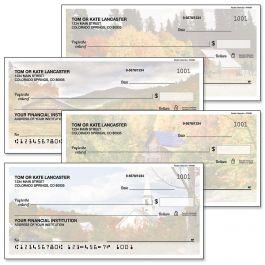 Rustic America Single Checks