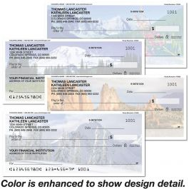Rocky Landscapes Single Checks
