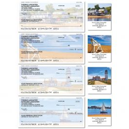 Cape Cod Duplicate Checks with Matching Labels